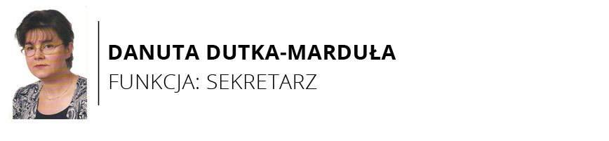 Danuta-Dutka-Marduła-Sekretarz