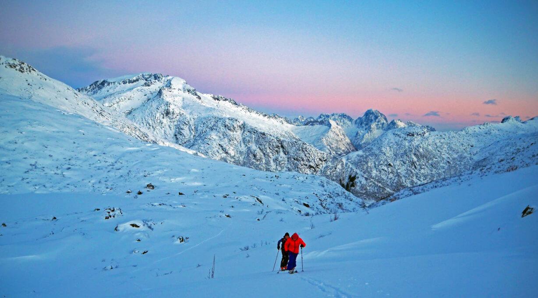 Lofoten Skitour